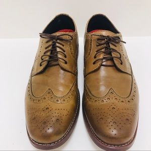 New Rockport Wing Tip Brown